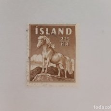Sellos: ISLANDIA SELLO USADO . Lote 178586140
