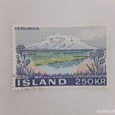 Sellos: ISLANDIA SELLO USADO . Lote 182143932