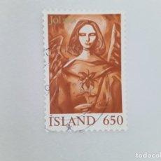 Sellos: ISLANDIA SELLO USADO . Lote 182144051