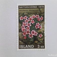 Sellos: ISLANDIA SELLO USADO . Lote 182144131