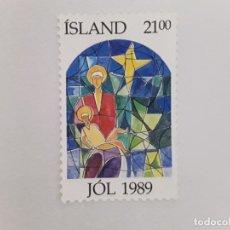 Sellos: ISLANDIA SELLO USADO . Lote 182144183