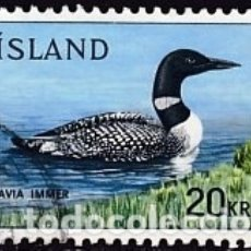 Sellos: SELLO USADO DE ISLANDIA, YT 363. Lote 182959108