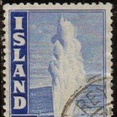 Sellos: SELLO USADO DE ISLANDIA, YT 197. Lote 183338002