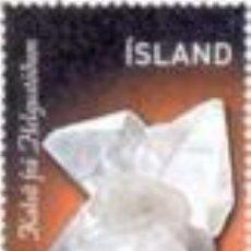 Sellos: SELLO USADO DE ISLANDIA, YT 870. Lote 183370360
