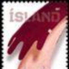 Sellos: SELLO USADO DE ISLANDIA, YT 1445. Lote 183418765