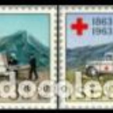 Sellos: SELLOS USADOS DE ISLANDIA, YT 330/ 31. Lote 183470220