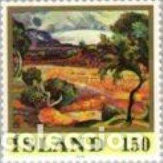 Sellos: SELLO USADO DE ISLANDA, YT 466. Lote 183705011