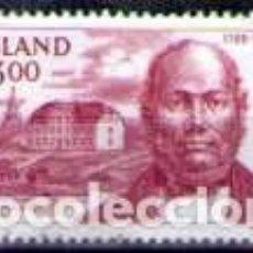 Sellos: SELLO USADO DE ISLANDA, YT 592. Lote 183706407