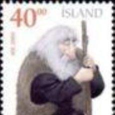 Sellos: SELLO USADO DE ISLANDIA, YT 904.. Lote 186394425