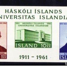 Sellos: HB** ISLANDIA, YT 3. Lote 186398143