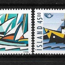 Sellos: ISLANDIA 1998 NUEVO ** - 17/36. Lote 189340858