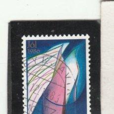 Sellos: ISLANDIA 1986 - YVERT NRO. 614 - USADO. Lote 193632296