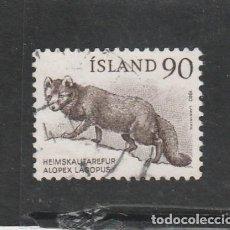 Sellos: ISLANDIA 1980 - YVERT NRO. 504 - USADO -. Lote 195053553