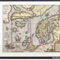 Sellos: HB** DE ISLANDIA, YT 6. Lote 195164938