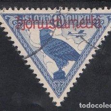 Sellos: ISLANDIA, OFICIAL, 1930 YVERT Nº 58 A, AVES, HALCÓN . Lote 196219228