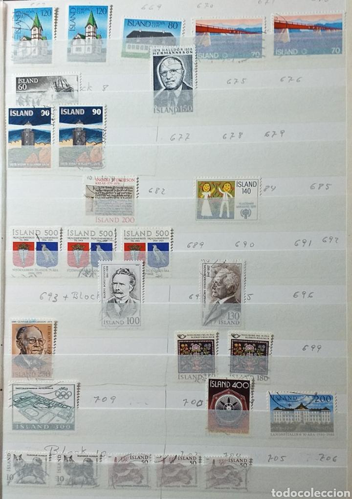 Sellos: Colección de sellos de Islandia muy completa desde el inicio, mucho nuevo, en álbum de 16 páginas - Foto 13 - 200086518