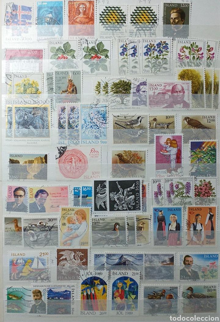 Sellos: Colección de sellos de Islandia muy completa desde el inicio, mucho nuevo, en álbum de 16 páginas - Foto 16 - 200086518