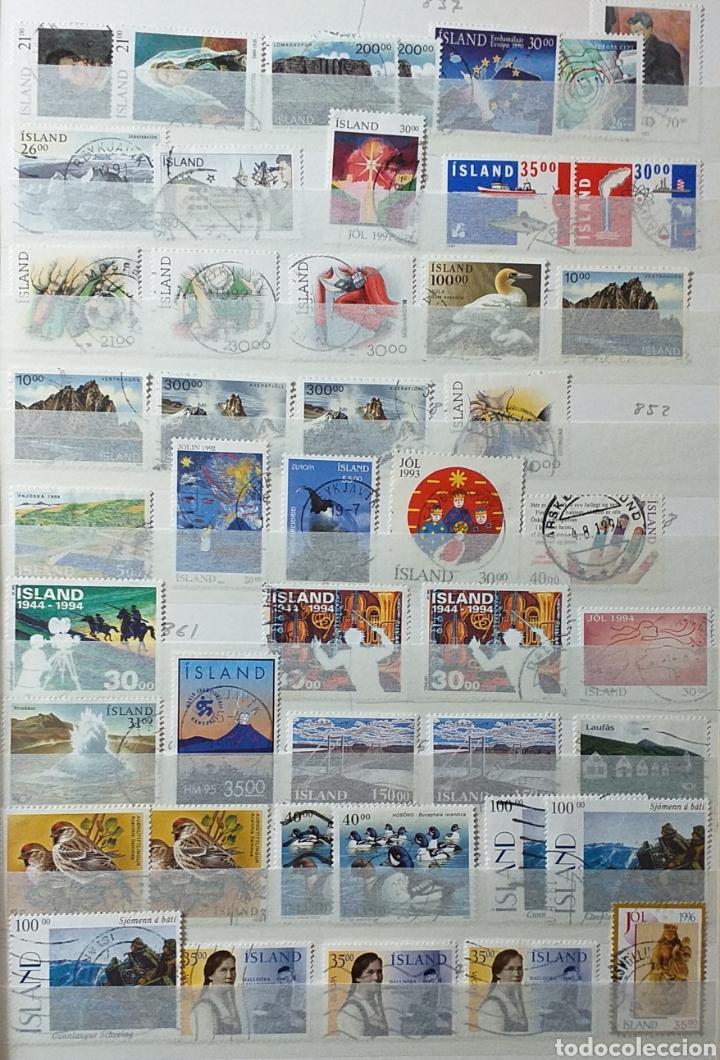 Sellos: Colección de sellos de Islandia muy completa desde el inicio, mucho nuevo, en álbum de 16 páginas - Foto 17 - 200086518