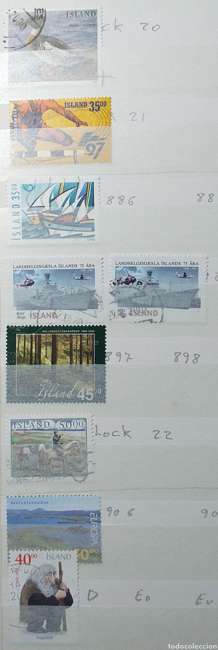 Sellos: Colección de sellos de Islandia muy completa desde el inicio, mucho nuevo, en álbum de 16 páginas - Foto 18 - 200086518