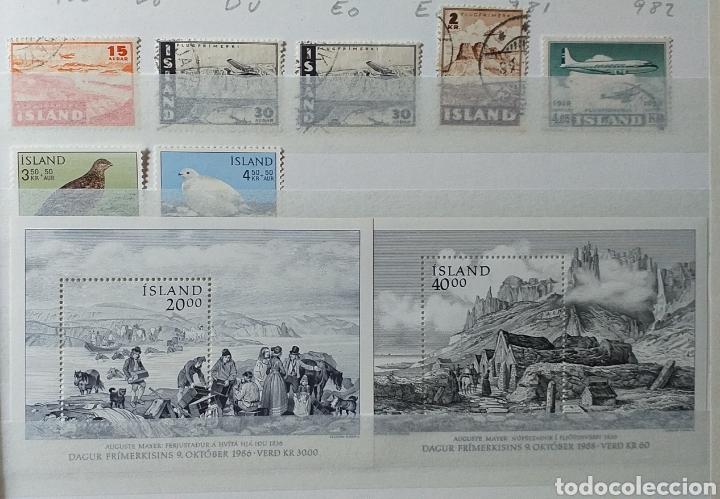 Sellos: Colección de sellos de Islandia muy completa desde el inicio, mucho nuevo, en álbum de 16 páginas - Foto 20 - 200086518