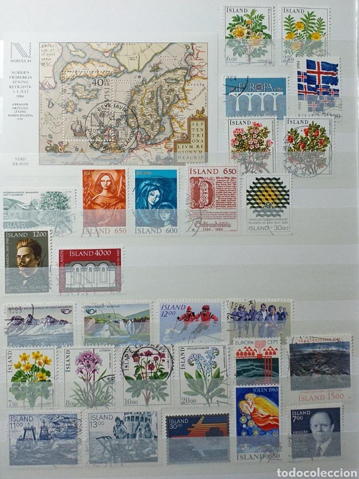 Sellos: Colección de sellos de Islandia muy completa desde el inicio, mucho nuevo, en álbum de 16 páginas - Foto 25 - 200086518