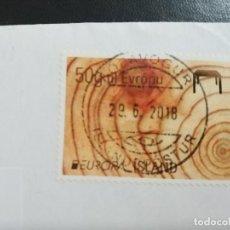 Sellos: SELLOS ISLANDIA. ICELAND. Lote 205818941