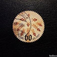 Sellos: ISLANDIA YVERT 1112 SELLO SUELTO USADO. NAVIDAD. Lote 206508176