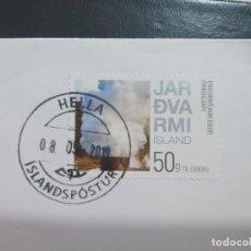 Sellos: SELLOS ISLANDIA. ICELAND. Lote 206582873