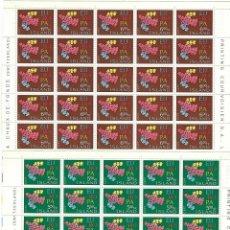 Sellos: ISLANDIA. EUROPA 1961.20 SERIES.. Lote 212078296
