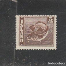 Timbres: ISLANDIA 1938 - YVERT NRO. 173 - NUEVO. Lote 213457745