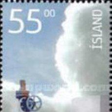 Timbres: SELLO USADO DE ISLANDIA YT 984. Lote 224426066