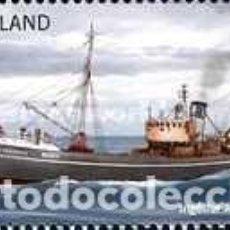 Timbres: SELLO USADO DE ISLANDIA YT 1195. Lote 224426555