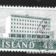 Timbres: ISLANDIA. Lote 224590310