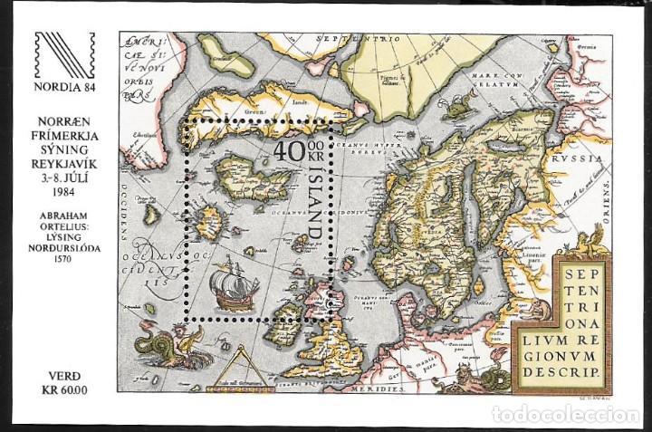 ISLANDIA (Sellos - Extranjero - Europa - Islandia)