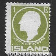 Timbres: ISLANDIA. Lote 231910415