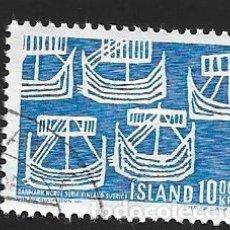 Sellos: ISLANDIA. Lote 232813390