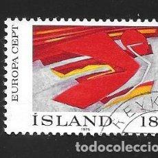 Sellos: ISLANDIA. Lote 232813535