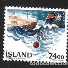 Sellos: ISLANDIA. Lote 232813680