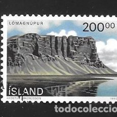 Sellos: ISLANDIA. Lote 232813745