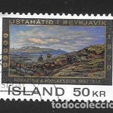 Sellos: ISLANDIA. Lote 232813870