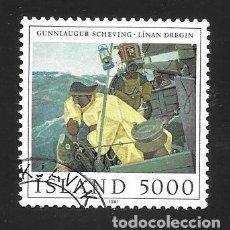 Sellos: ISLANDIA. Lote 232814210