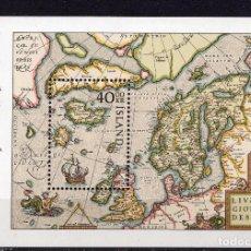 Sellos: ISLANDIA, 1984 , SOUVENIR-SHEET , MICHEL BL6. Lote 236074590