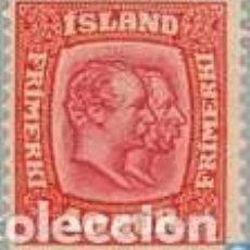 Sellos: SELLO USADO DE ISLANDIA 1907, YT 52. Lote 244570830