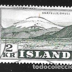 Sellos: ISLANDIA. Lote 244814420