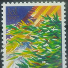 Sellos: ISLANDIA 1987 SELLO USADO. Lote 253443805