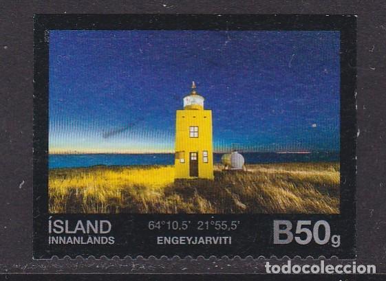ISLANDIA 2012 - SELLO USADO (Sellos - Extranjero - Europa - Islandia)