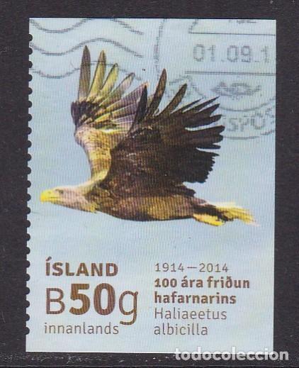 ISLANDIA 2014 - SELLO USADO (Sellos - Extranjero - Europa - Islandia)