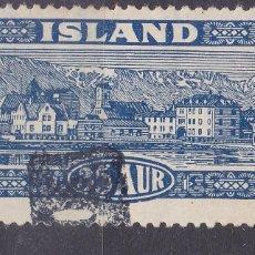 Sellos: FC2-106- ISLANDIA YT 118 USADO. Lote 260295900