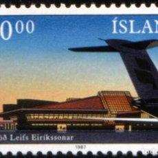 Sellos: SELLO NUEVO DE ISLANDIA 1987, YT 617. Lote 263007330