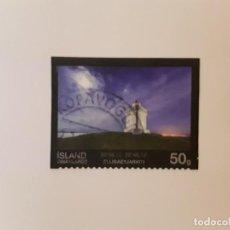Selos: AÑO 2005 ISLANDIA SELLO USADO. Lote 265942088